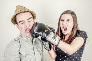 punching boxing